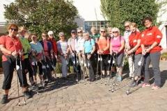 Oktober 2018: Durch die Rheinauen zum Mennonitendorf Ibersheim